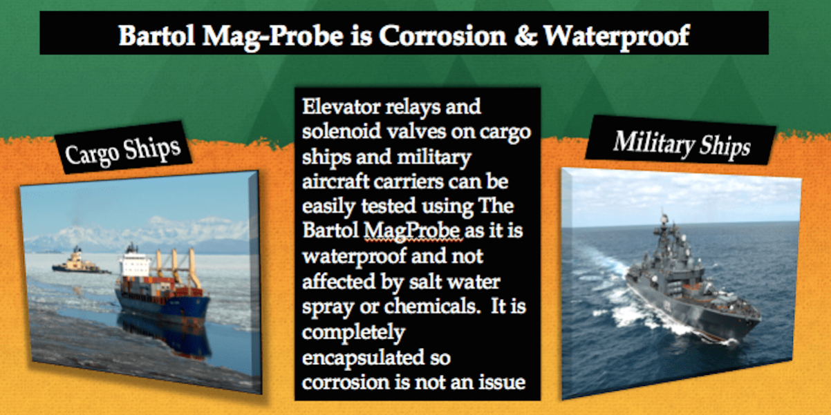Corrosion and Water Proof